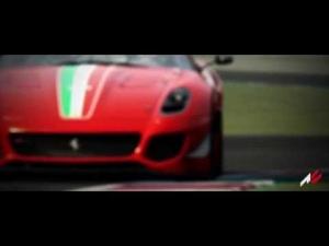 Assetto Corsa Teaser: Ferrari 599XX