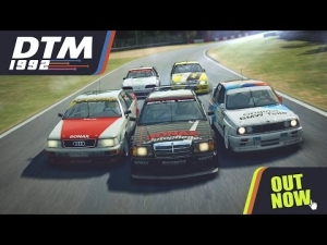 RaceRoom | DTM 1992 official trailer
