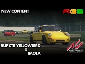 Assetto Corsa | Ruf CTR Yellowbird | Imola