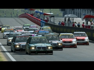 RaceRoom Racing Experience (R3E) : DTM 1992 - Bathurst 4 Laps (Onboard & Replay)