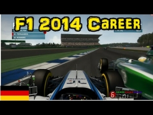 F1 2014 Career - Part 10: Germany