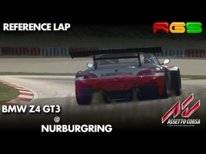 Assetto Corsa | BMW Z4 GT3 | Nurburgring |