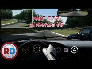 RUF CTR at Monza 66 [Racedepartment] [60 fps]