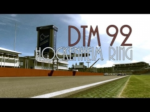 R3E DTM 92 HockenheimRing Highlights