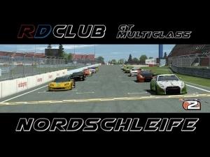 rFactor2 - RD Club GT-Multiclass @ Nordschleife