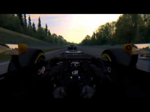 Assetto Corsa - Oculus Rift DK2 - GP2 @ Spa - Multiplayer Race