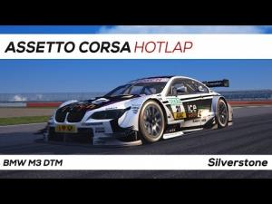Assetto Corsa | T5 Hotlap Silverstone | 1:59.003