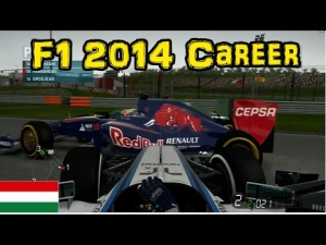 F1 2014 Career - Part 11: Hungary