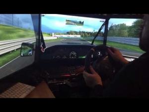 R3E DTM 92: Mercedes 190E Evo at Hungaroring