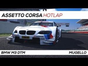 Assetto Corsa | T5 Hotlap Mugello | 1:44.965