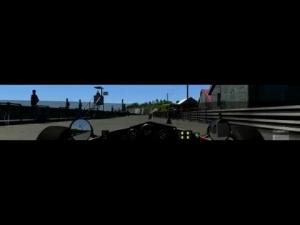 Assetto Corsa McLaren M23 @Grobnik