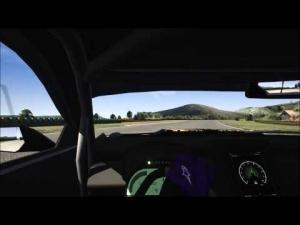 Assetto Corsa: Sareni Camaro GT3 @ Automotodrom Grobnik