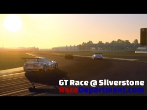 Assetto Corsa: GT Race at Silverstone