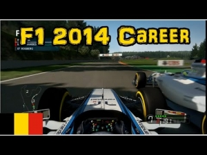F1 2014 Career - Part 12: Belgium