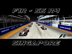 F1 2014 - formel1-racer.de @ Singapore - 5 Cams & Commentary [GER]