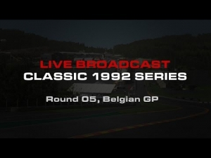 FSR Classic 1992 Series Round 5 - Spa Francorchamps