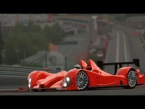Assetto Corsa - IER Oreca LMPC 5 lap race @ Bathurst (60fps test)