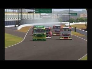 Formula Truck - Londrina 26 December 2014