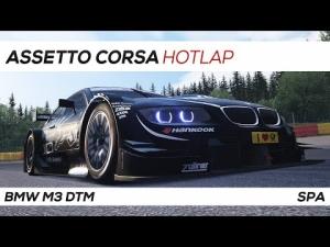 Assetto Corsa | T5 Hotlap Spa | 2:17.545