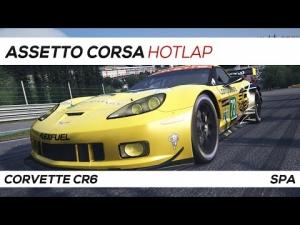 Assetto Corsa | EGT Hotlap Spa | 2:18.733