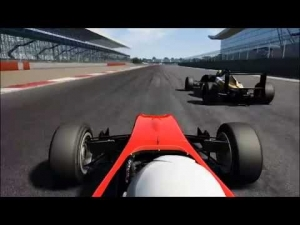 RD-VFAC | Round 5: Silverstone | Onboard first lap