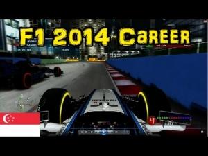 F1 2014 Career - Part 13: Italy/Singapore