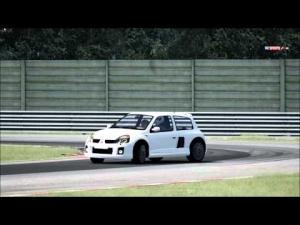 Assetto Corsa Renault Clio V6 @ Magione