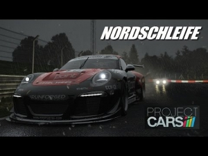 Project Cars Build 917 :: RUF RGT-8 GT3 :: Nordschleife :: Wet