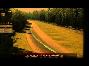 Assetto Corsa Replay Monza 1966 Layout FF1 2015 Mod Mercedes AMG Petronas TV Camera