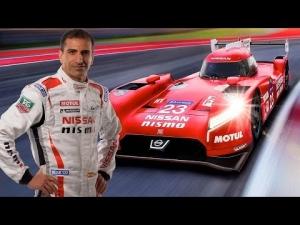 Marc Gené: Nissan LM  P1 Driver