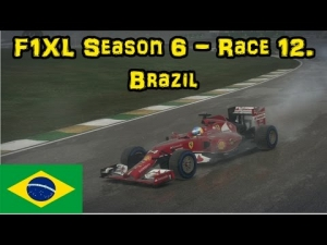 F1XL Season 6 - Race 12. Brazil