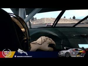 RaceRoom | Cadillac CTS - V @ Sonoma