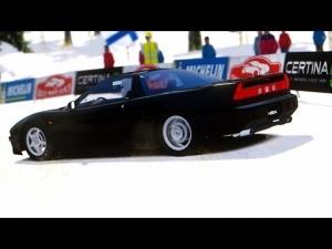 "Assetto Corsa - NSX Type-R Monte Carlo Stage 3 ""Snow School 101"""
