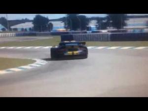 Revolution Racing seen testing @ Sebring