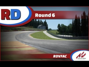 RD-VFAC: Round 6 Recap - Spa-Francorchamps