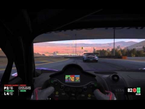 Project cars | McLaren GT3 at sonoma - hell of a race