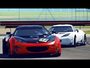 Assetto Corsa Multiplayer: RaceDepartment - Evora GTC Lead Battle