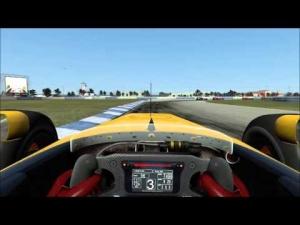 Rfactor 2 Formula Renault 3.5 @ Sebring Race