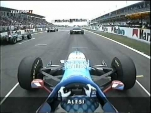 1997 R06 Spain Start+Lap1 Onboard Natural Sound