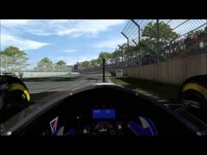Rfactor 2 Williams Renault FW16 @ Sãu Paulo