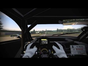 [Assetto Corsa] Audi RS5 DTM @Automotodrom Brno   4K-UHD
