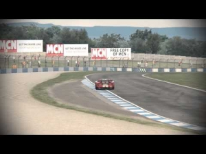 [Assetto Corsa] 2015 Dodge Viper GT3-R @Donington Park (circuit cams)   4K-UHD