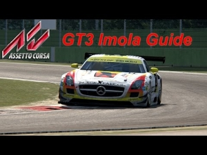 Mercedes GT3 Imola onboard guide