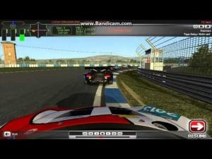 rFactor2 Loch Drummond &Porsche GT3,Z4 GT3,Aston GT3 ,CamaroGT3