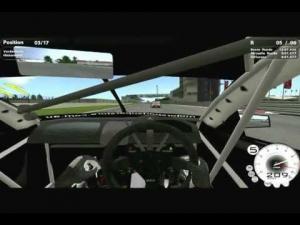 Nordschleife (V8 Holden&Ford) GTR Evo Renn auf Weissbierbude