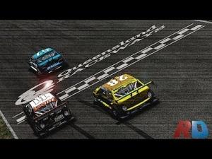 RaceDepartment V8 65 laps @Queensland Raceway
