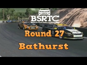iRacing BSRTC Season 8 Round 27 - Woah!, I just went under a car
