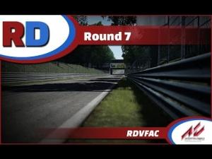 RDVFAC: Round 7 Recap - Monza