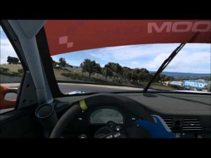 RRE - World Record (25/02/15) - GTR 2 class - Laguna Seca