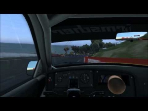 RaceRoom - 1992 Opel Omega - Bathurst - 2:09:945
